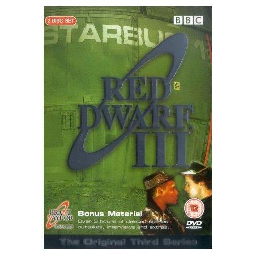Red Dwarf Series 3 DVD