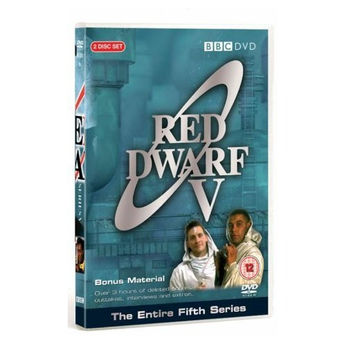 Red Dwarf Series 5 DVD