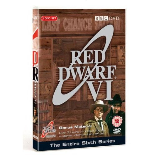 Red Dwarf Series 6 DVD