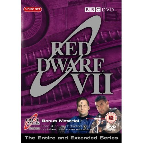 Red Dwarf Series 7 DVD