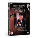 Inspector Morse Series 3 DVD