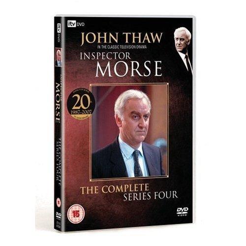 Inspector Morse Series 4 DVD