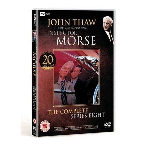 Inspector Morse Series 8 DVD