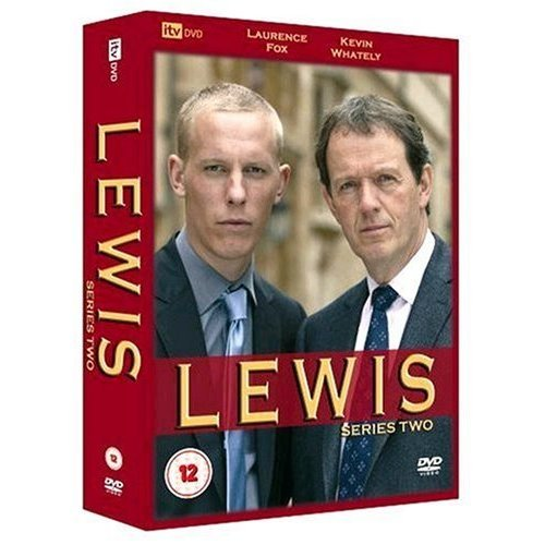 Lewis Series 2 DVD