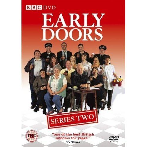 Early Doors Series 2 DVD