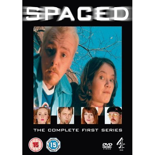 Spaced Series 1 Simon Pegg DVD