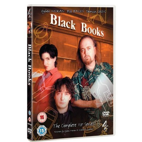 Black Books Series 1 DVD