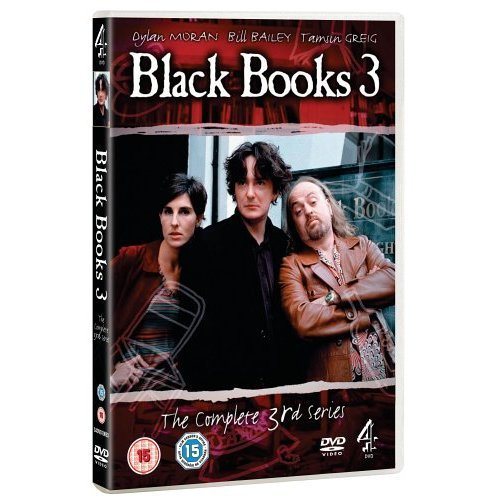 Black Books Series 3 DVD