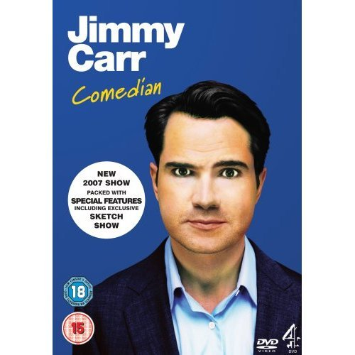 Jimmy Carr Comedian (Live) DVD