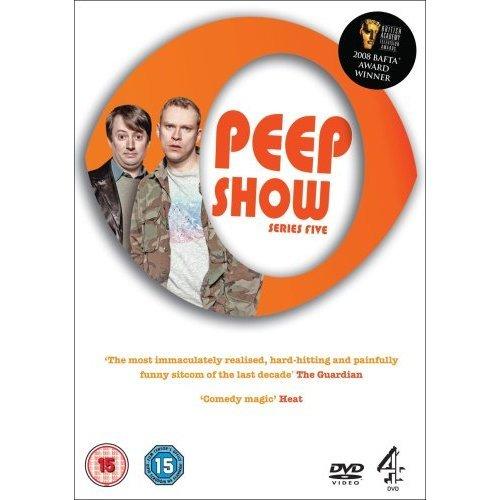 Peep Show Series 5 DVD