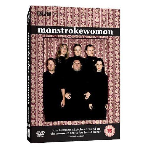 Man Stroke Woman Nick Frost Series 1 DVD