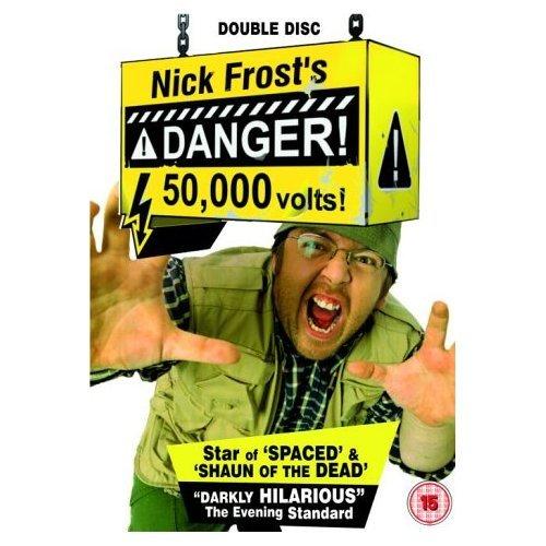 Nick Frost's Danger 50,000 Volts DVD