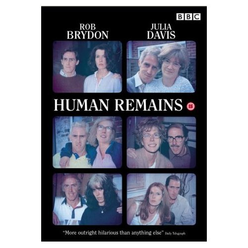 Human Remains Rob Brydon Series 1 DVD