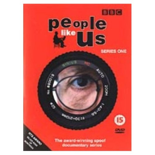 People Like Us Chris Langham Series 1 DVD