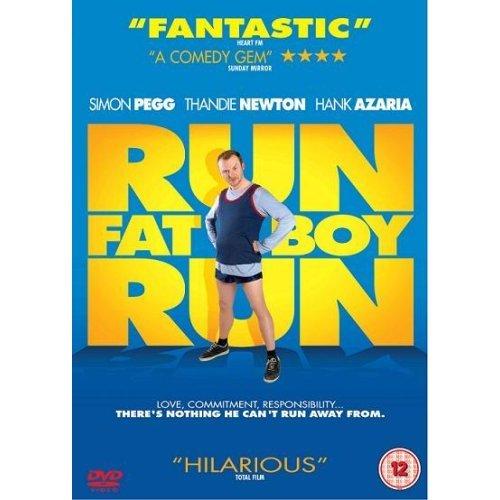 Run Fat Boy Run Simon Pegg DVD