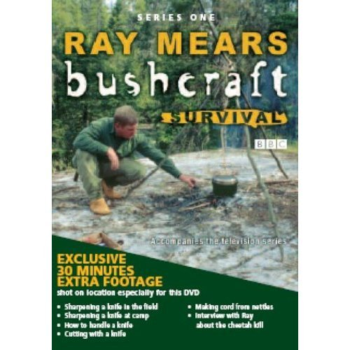 Ray Mears Bushcraft Series 1 DVD