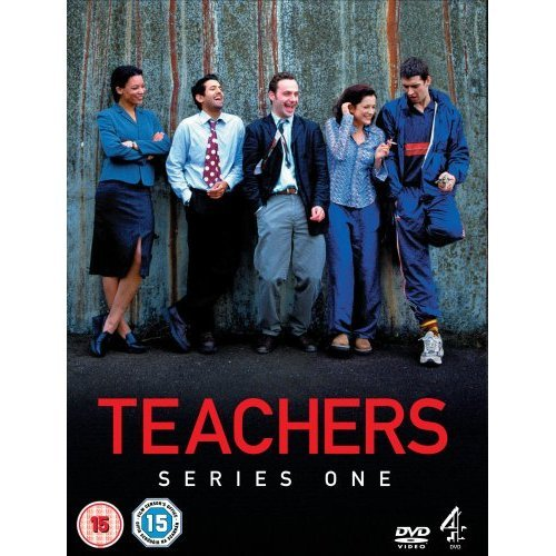 Teachers Series 1 DVD