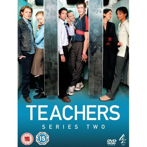 Teachers Series 2 DVD