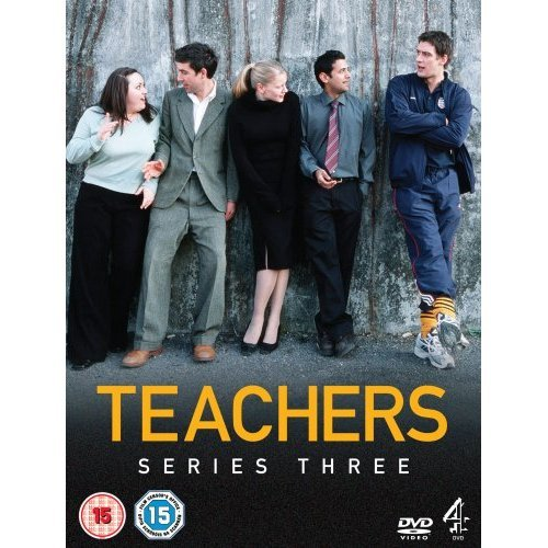 Teachers Series 3 DVD