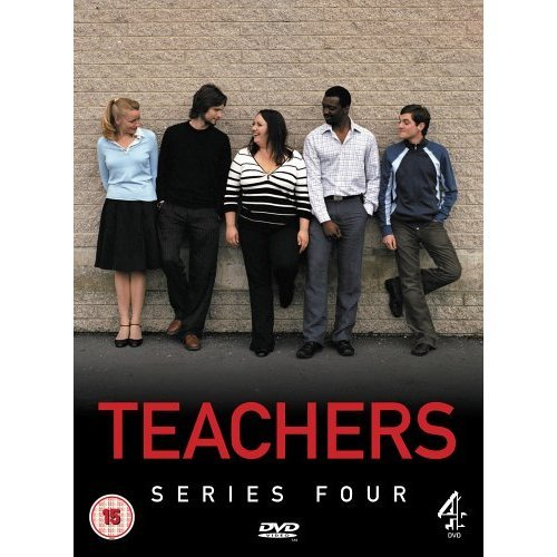 Teachers Series 4 DVD