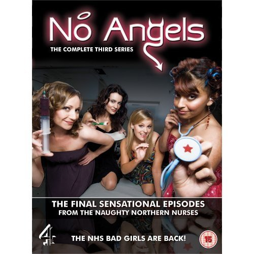 No Angels Series 3 DVD
