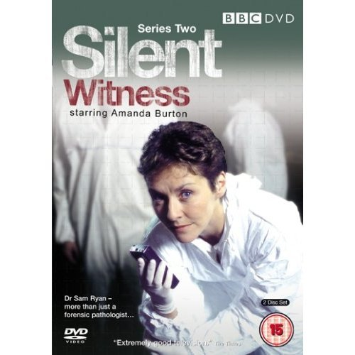 Silent Witness Series 2 DVD