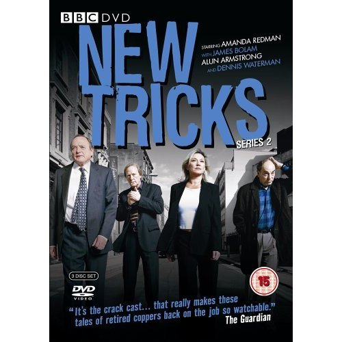 New Tricks Series 2 DVD