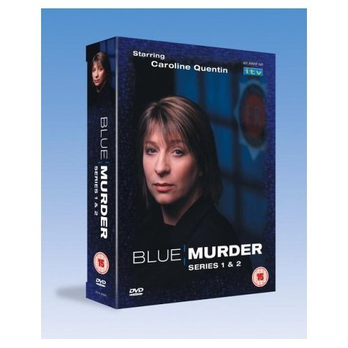 Blue Murder Series 1 & 2 DVD