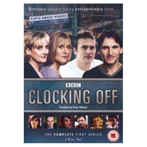 Clocking Off Series 1 DVD