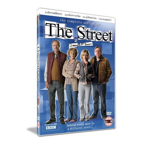 The Street Jimmy McGovern Series 1 DVD