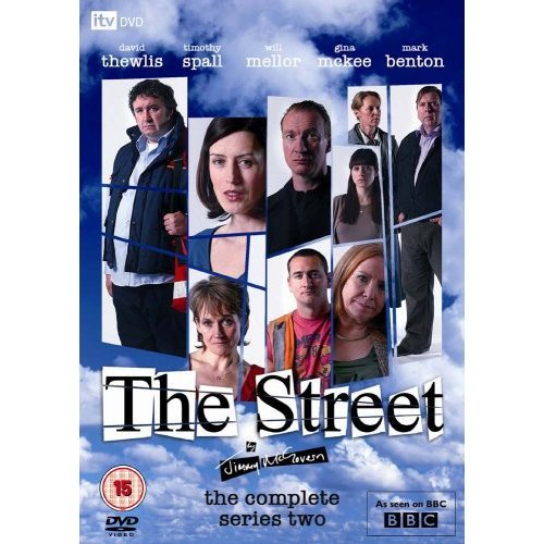 The Street Jimmy McGovern Series 2 DVD