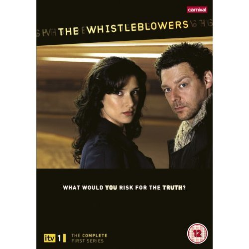 The Whistleblowers Series 1 DVD