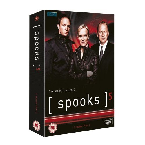 Spooks Series 5 DVD