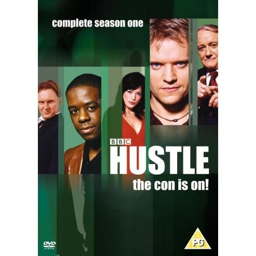 Hustle Series 1 DVD