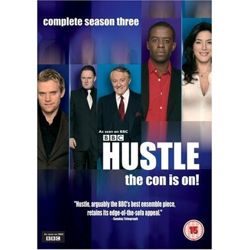 Hustle Series 3 DVD