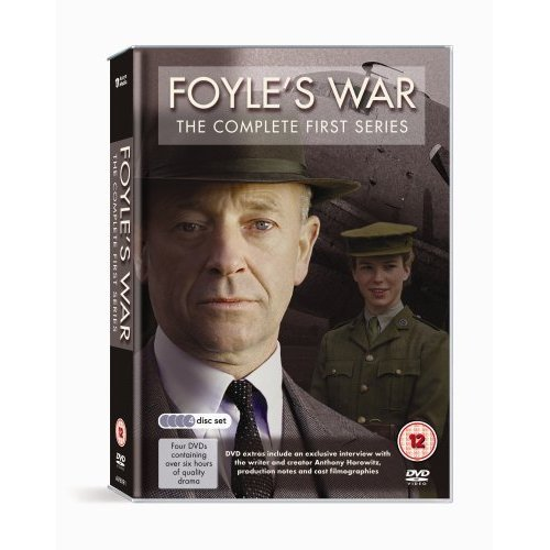Foyle's War Series 1 DVD