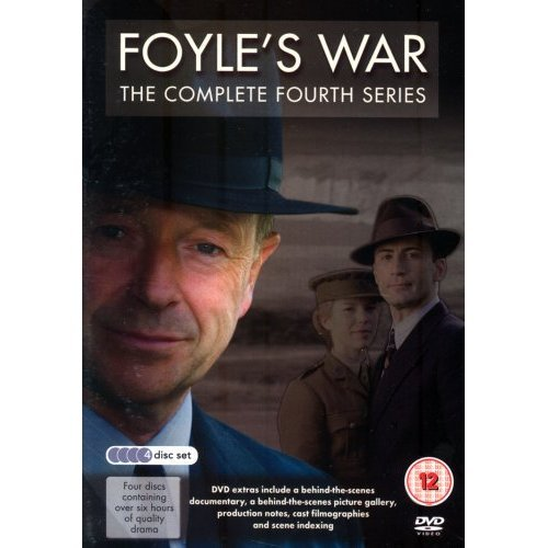 Foyle's War Series 4 DVD