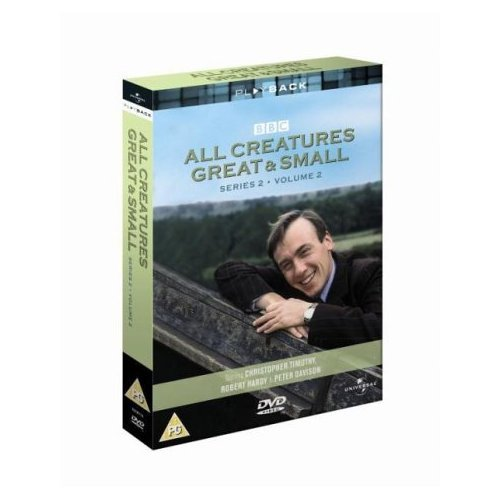 All Creatures Great and Small Series 2 Part 2 DVD
