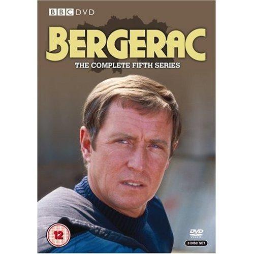 Bergerac Series 5 DVD