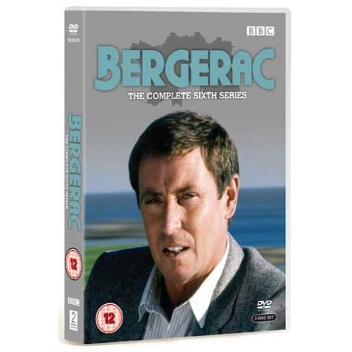 Bergerac Series 6 DVD