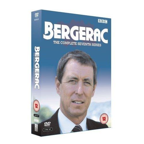 Bergerac Series 7 DVD