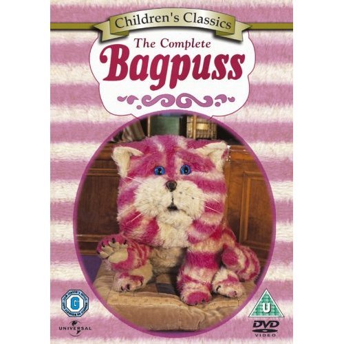 Bagpuss Complete Series DVD
