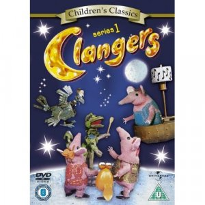 Clangers Series 1 DVD