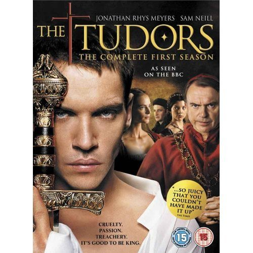 The Tudors Series 1 DVD