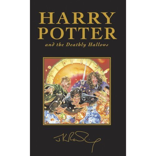 Harry Potter and the Deathly Hallows Deluxe UK 1st Edition Sealed