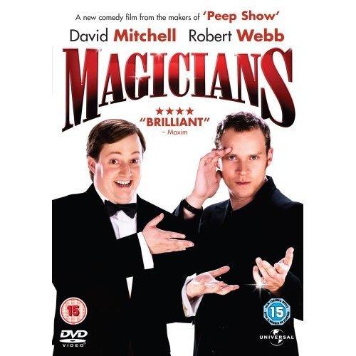 Magicians Mitchell & Webb DVD