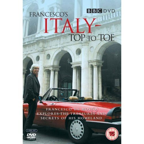 Francesco's Italy Top to Toe Complete Series DVD