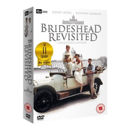 Brideshead Revisited Complete Series DVD
