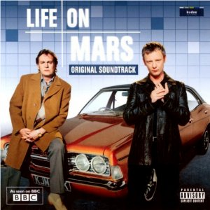 Life On Mars Soundtrack CD