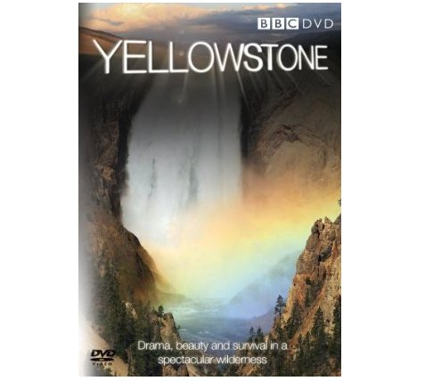 Yellowstone BBC DVD